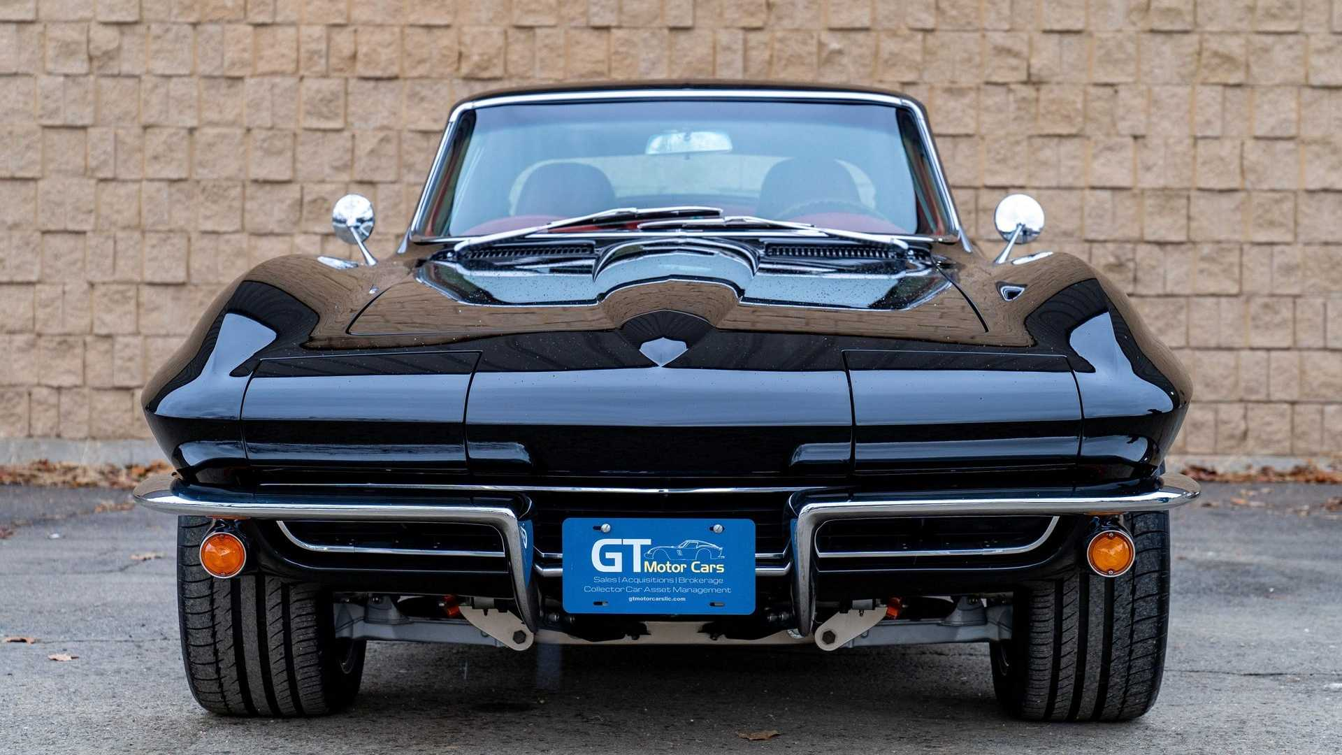 """[""""Turn Dreams Into Reality With This 1965 Chevy Corvette Restomod""""]"""