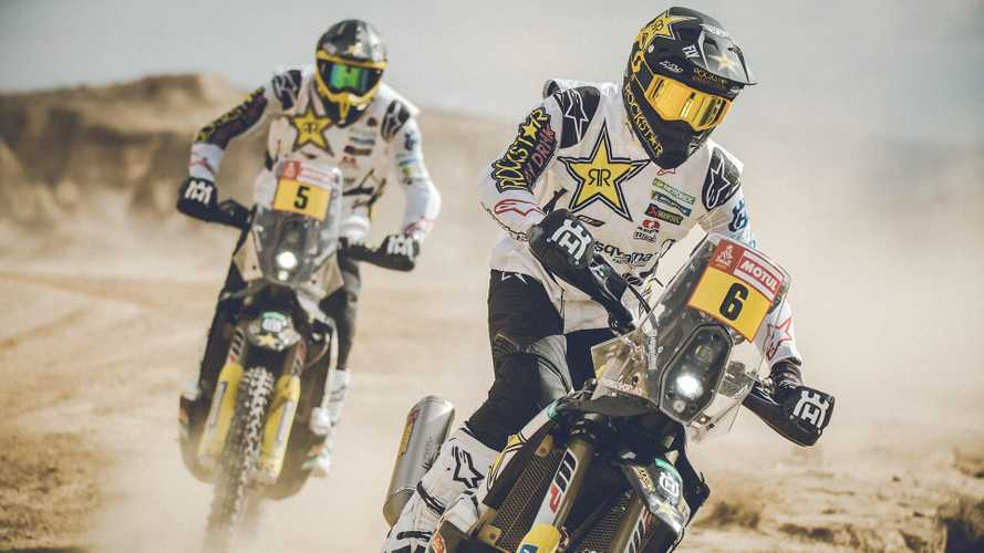The 2020 Dakar Kicks Off In Saudi Arabia On January 5