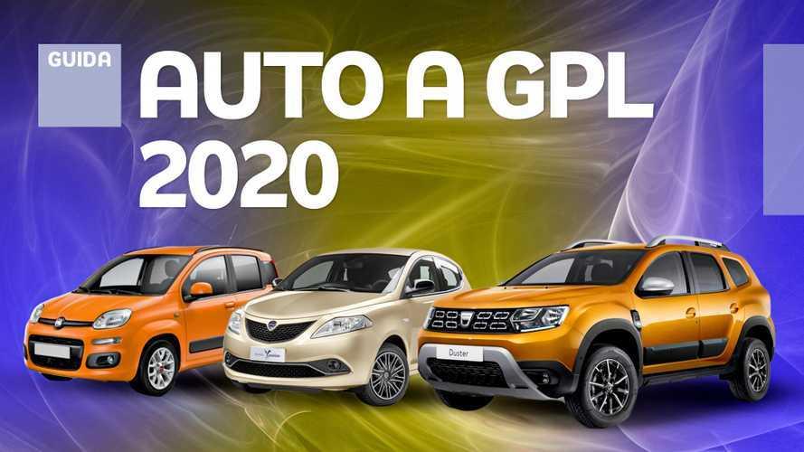 Auto a GPL, guida all'acquisto e novità 2020