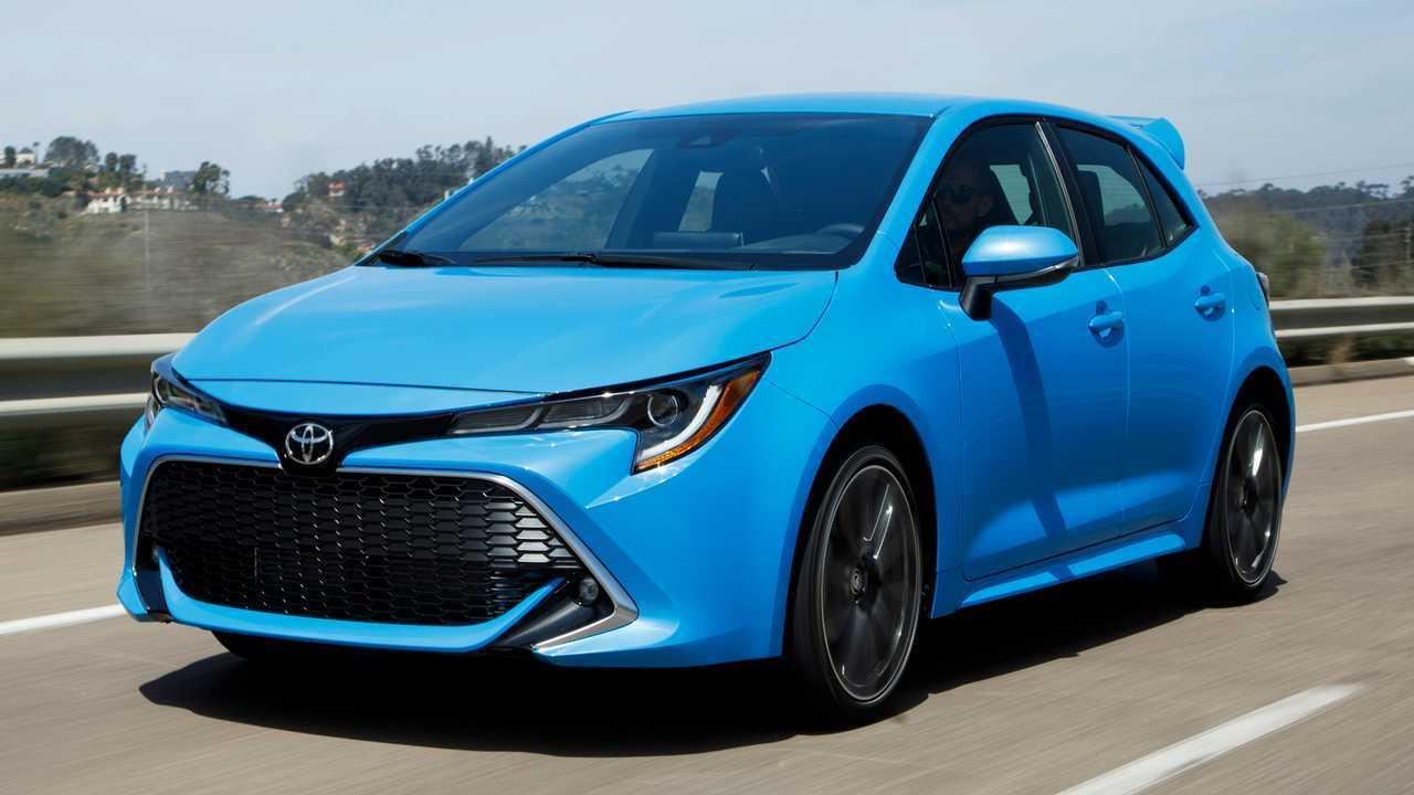 10. Toyota Corolla: 1 State