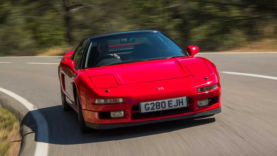 1989 Honda NSX | Motor1.com Photos