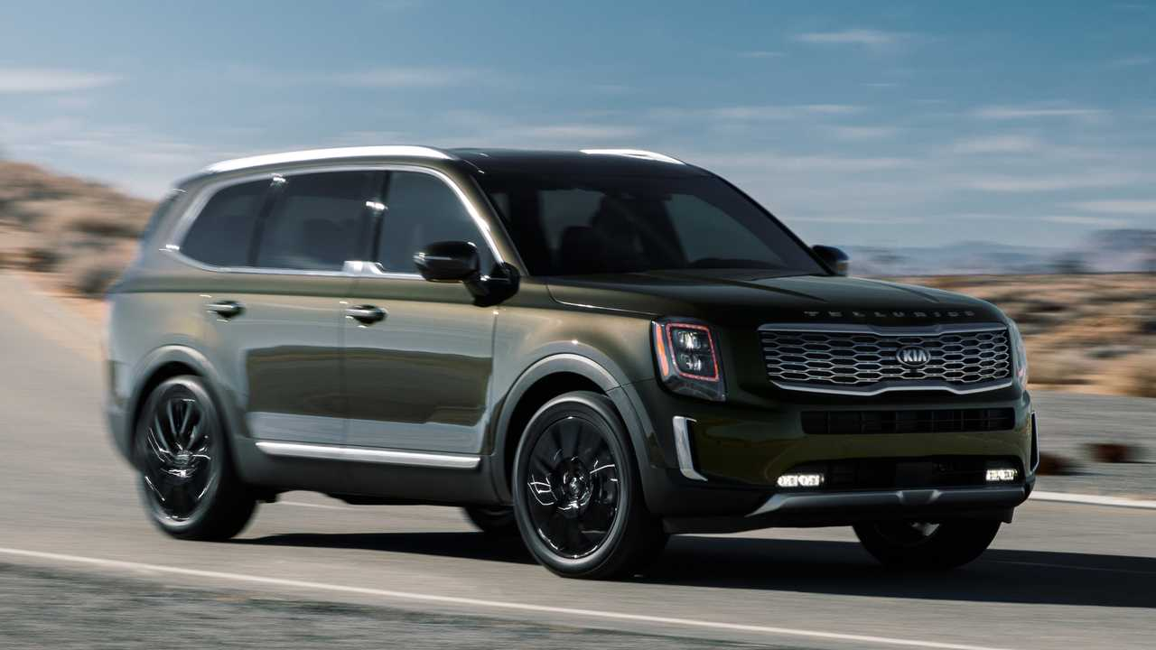 Kia Telluride Wins World Car Of The Year, Taycan Takes Two Awards