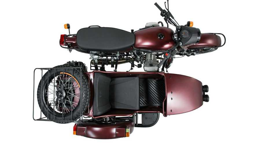 Ural: When A Sidecar Is Way More Than A Craft Cocktail