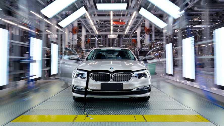 BMW inicia construção de fábrica na China para produzir futuro Série 3 elétrico