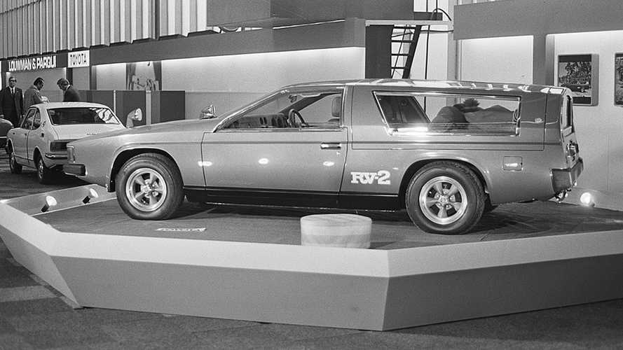 Toyota RV-2 1972
