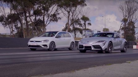 Watch Volume 1 Of These Intense Drag Races With All Types Of Cars