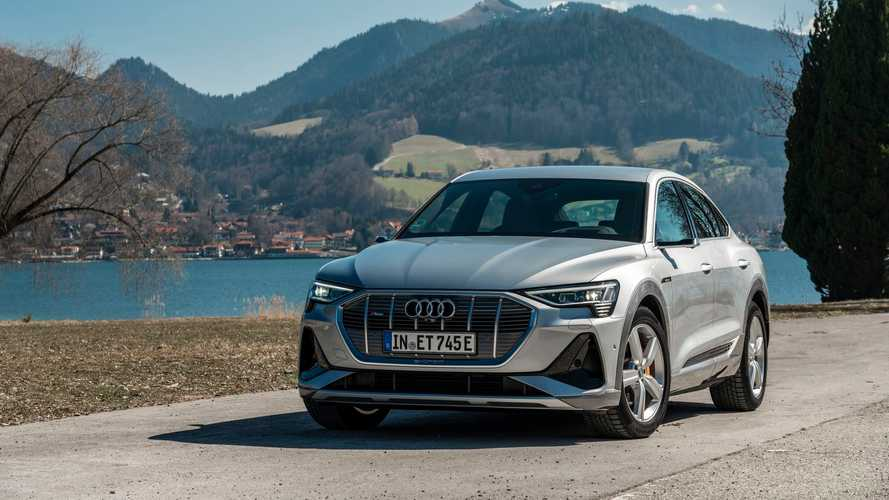 Audi e-tron Sportback Official EPA Numbers: 218 Miles Of Range