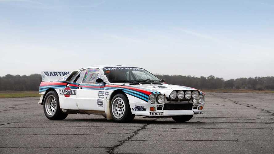 Lancia 037 Rally Evo 2 Grupo B 1984 en venta