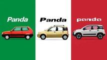 fiat panda 10 modelli mitici 40 anni