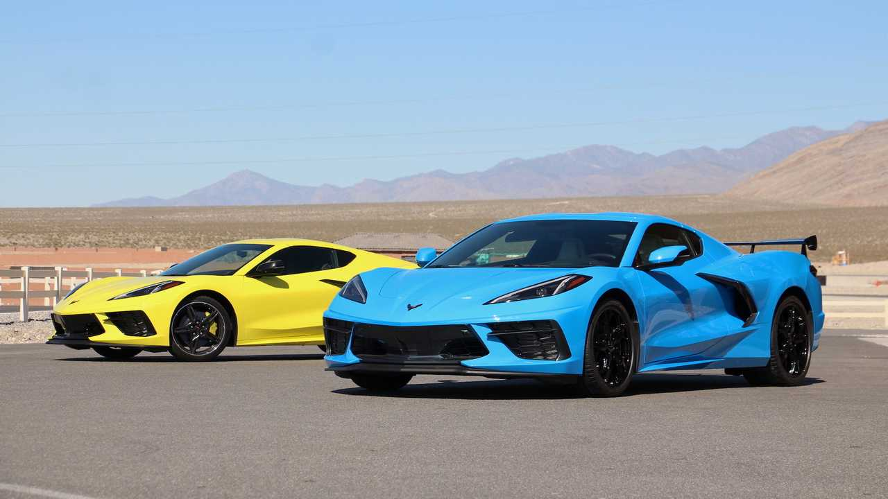 2020 Chevrolet Corvette: First Drive