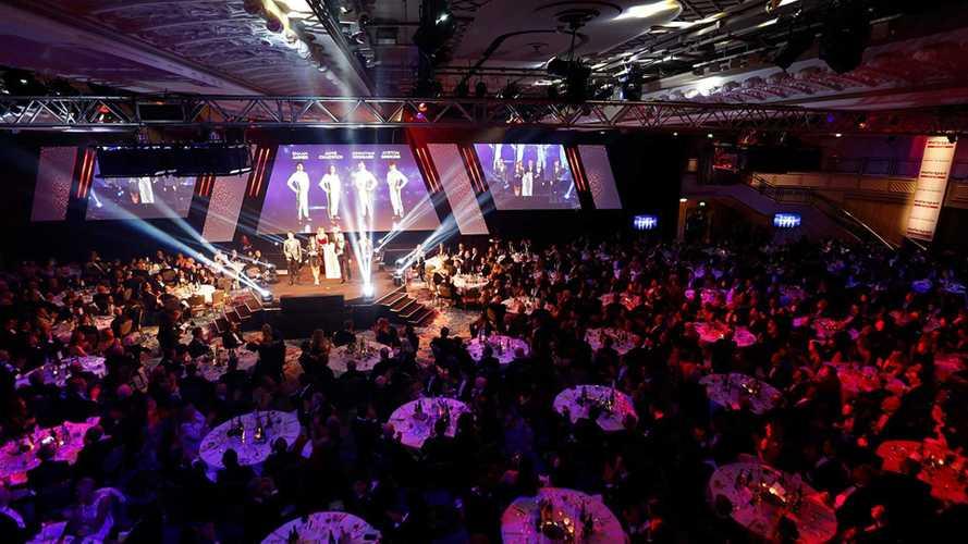 Autosport Ödülleri: Motorsporlarının yıldızları Londra'da ödüllerini aldı
