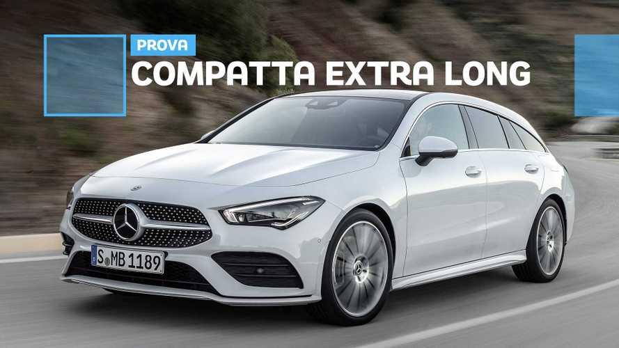 Mercedes CLA Shooting Brake, più sportiva e tecnologica