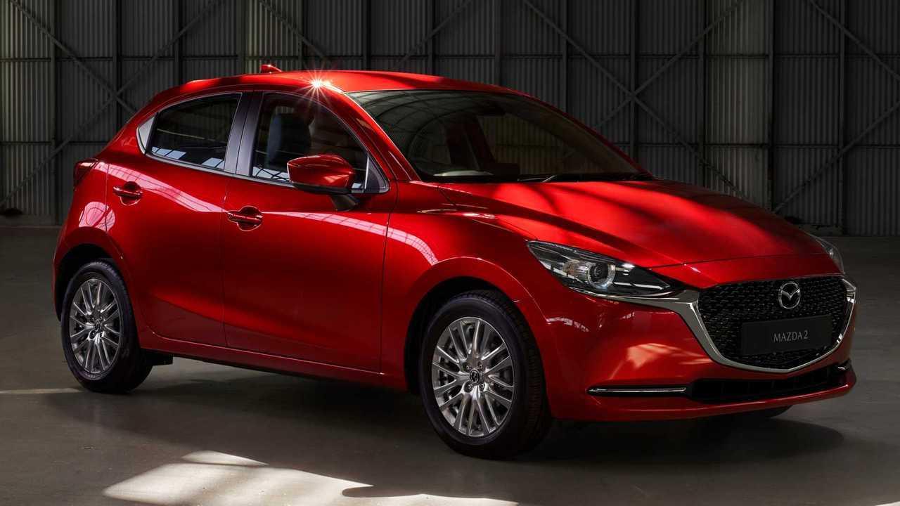 10. Mazda2 1.5 SKYACTIV-G
