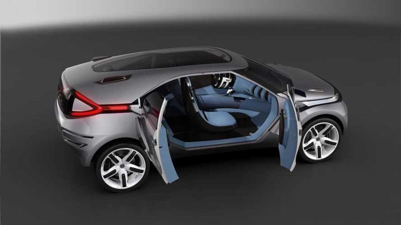 Dacia Duster Concept 2009