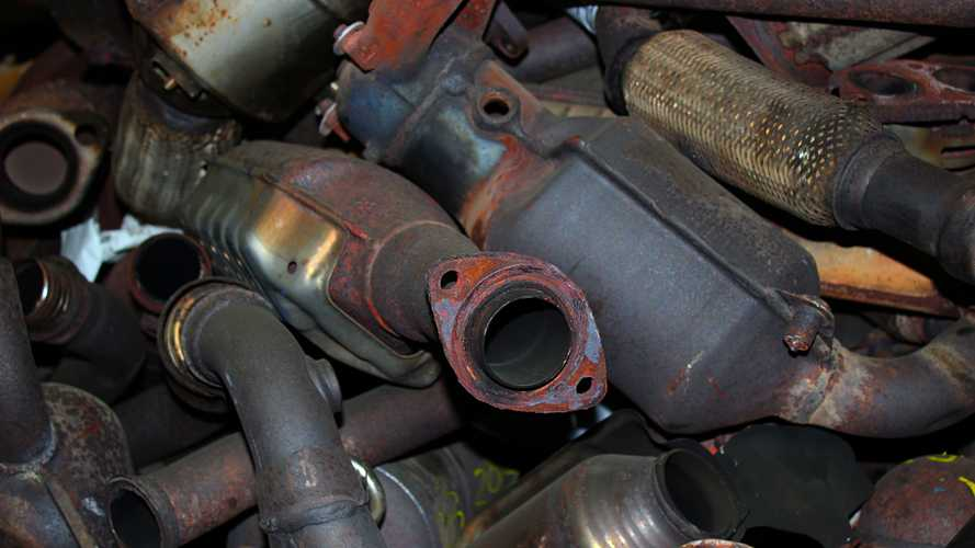 Drivers urged to protect cars amid rise in catalytic converter theft