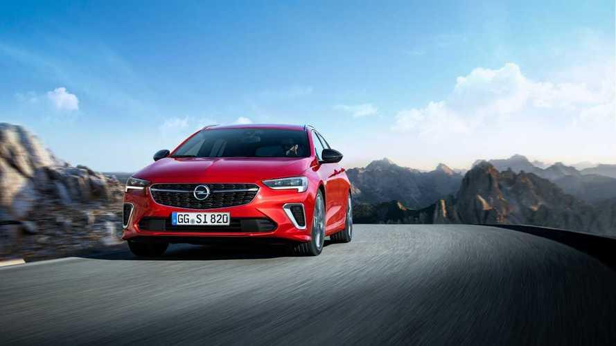 Opel Insignia GSi (2020) - Toutes les infos, toutes les photos