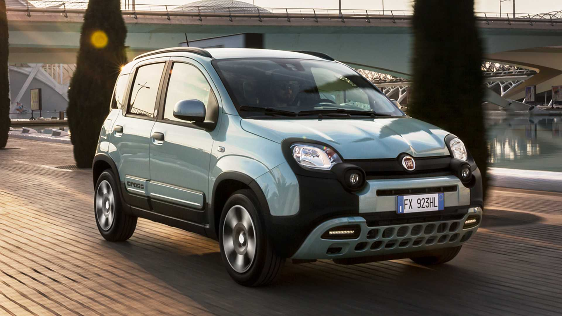 Electrified 500 And Panda Debut As Fiat S First Mild Hybrids