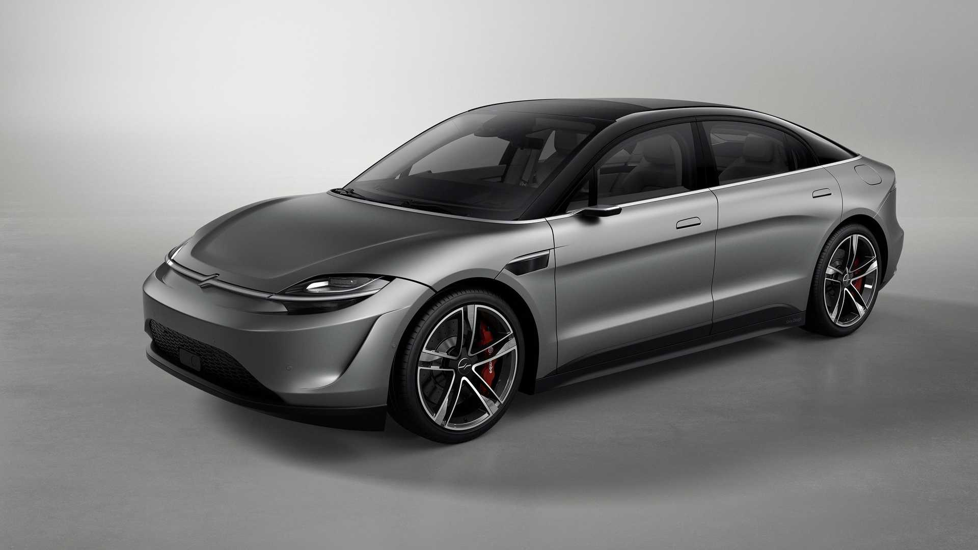 Sony Not Making The Vision-S Electric Sedan After All - Motor1