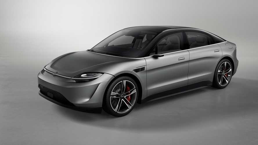 Sony not making the Vision-S electric saloon after all