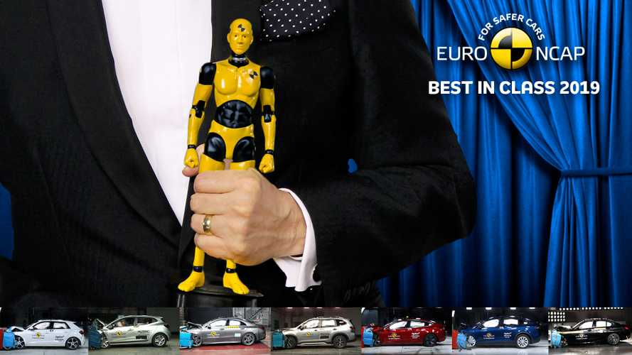 Crash test Euro NCAP 2019, le auto più sicure in ogni categoria