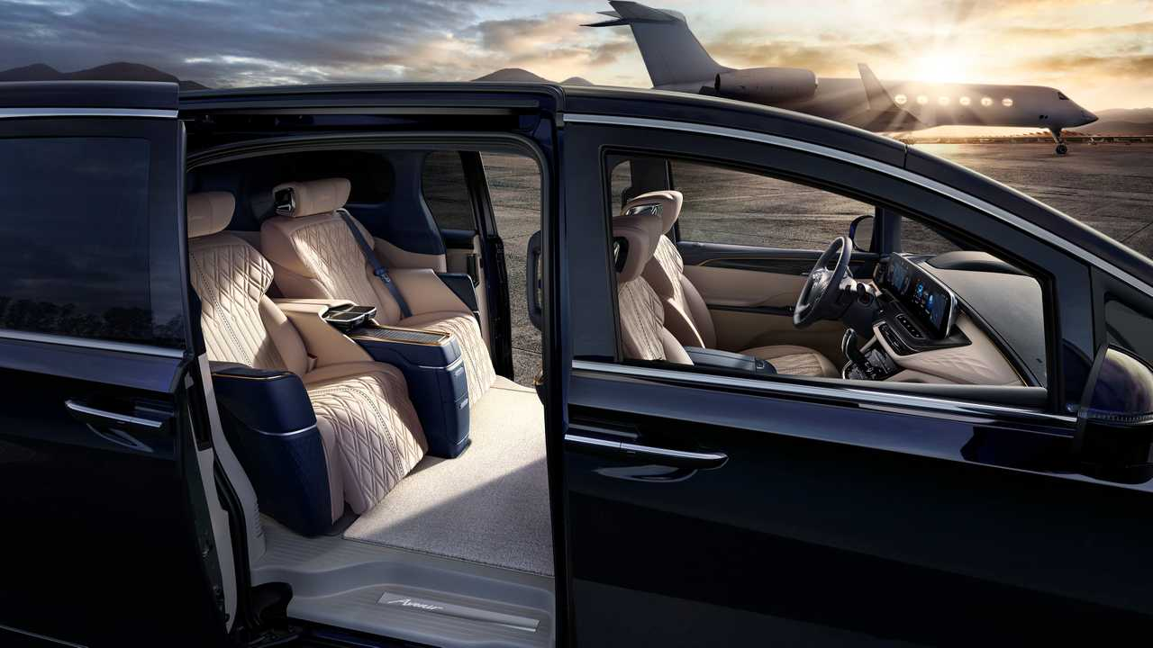 2020 Buick GL8 Avenir