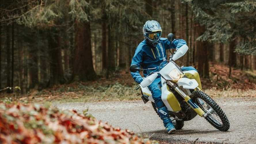 Husqvarna Sets The 701 Enduro LR Free For Long-Distance Adventures