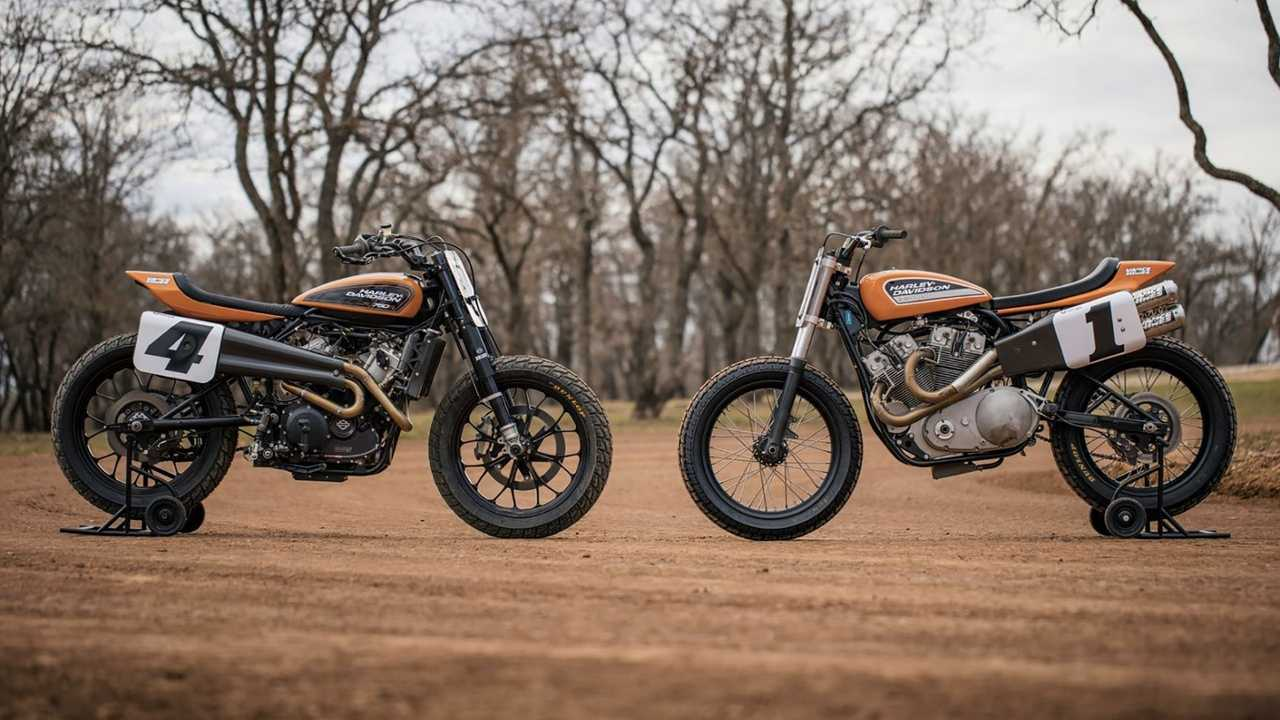 Harley-Davidson XR750 50th Anniversary