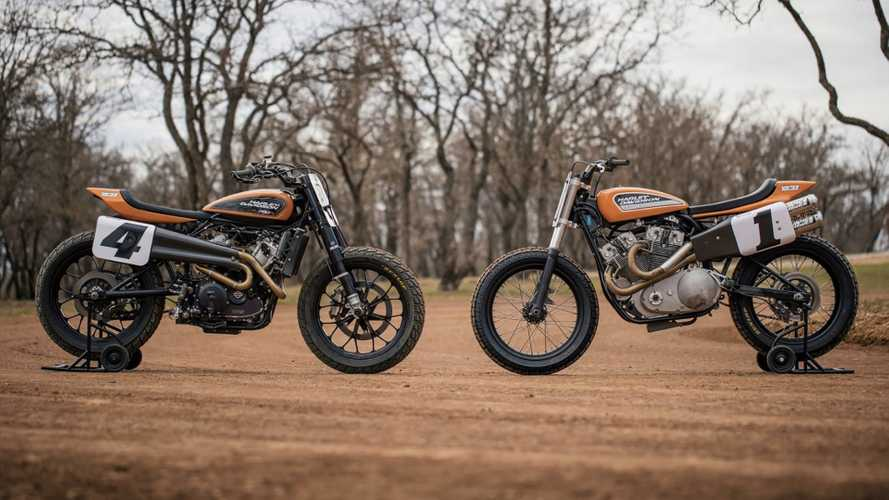 Harley-Davidson Highlights The XR750's 50th Anniversary