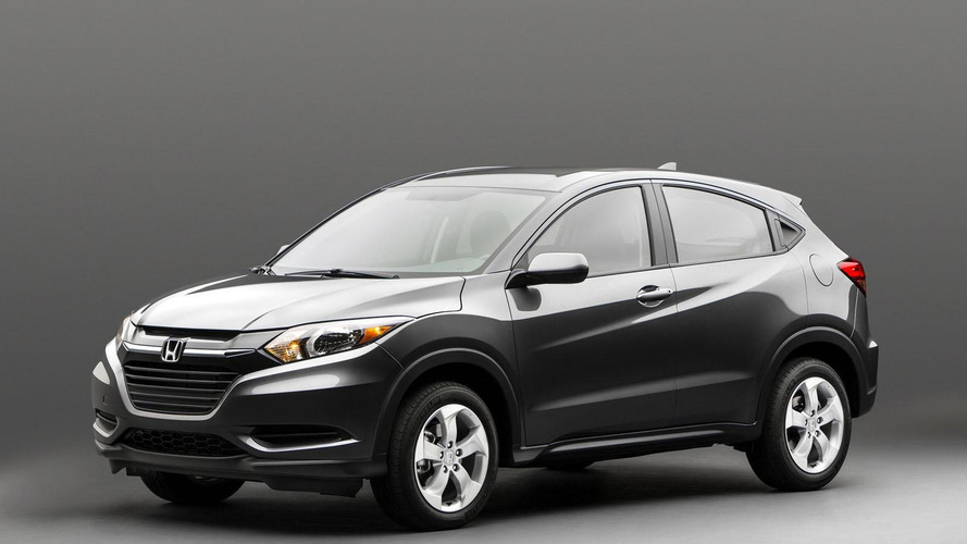 2015 Honda HR-V announced, goes on sale later this year