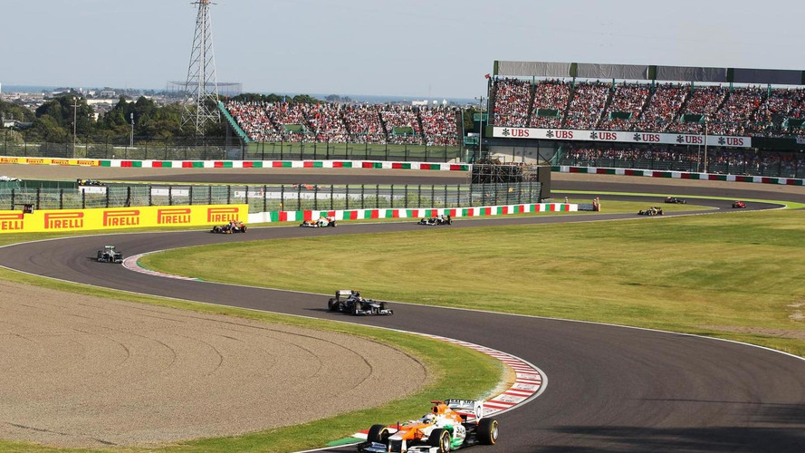 Suzuka signs new F1 contract through 2018