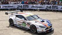 Aston Martin Gulf livery for 2013 Le Mans 20.06.2013