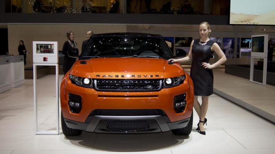 Range Rover Evoque Autobiography Dynamic flagship model debuts in Geneva