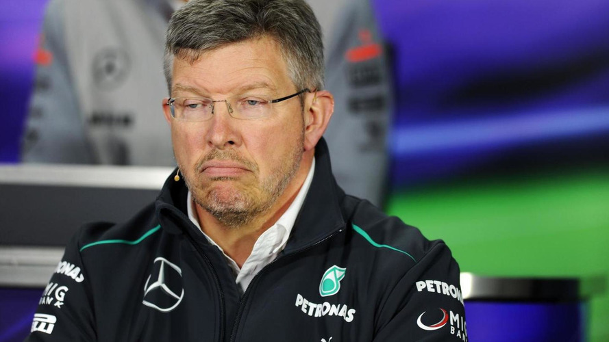 Decision to step down 'is Brawn's alone' - Lowe