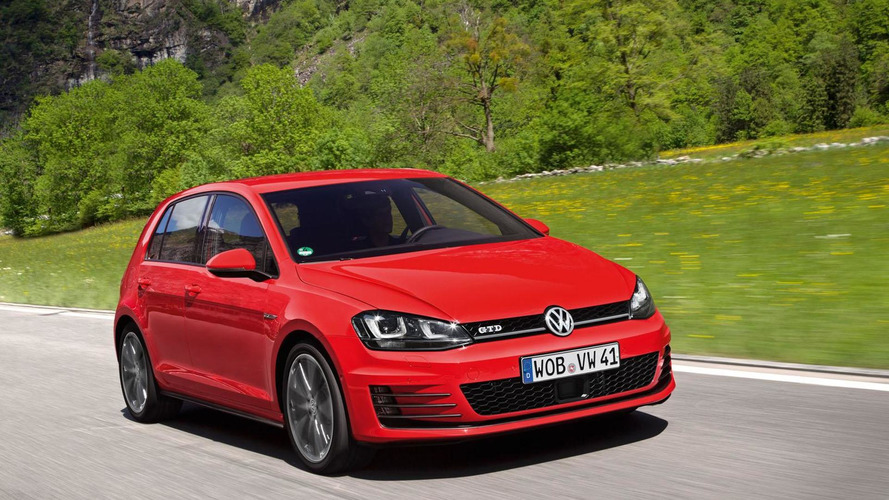 2017 / 2018 Volkswagen Golf to be evolutionary