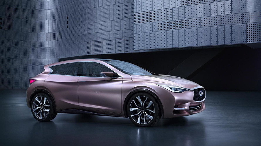 Infiniti QX30 to be sold globally, launch shortly after the Q30 - report