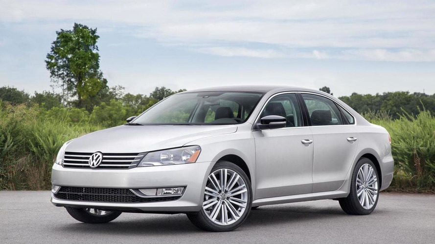 2014 Volkswagen Passat Sport announced, goes on sale early next year