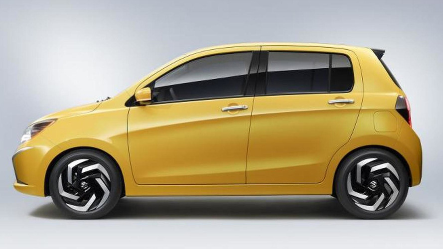 Suzuki A Wind Concept Introduced At Thailand Motor Show Video