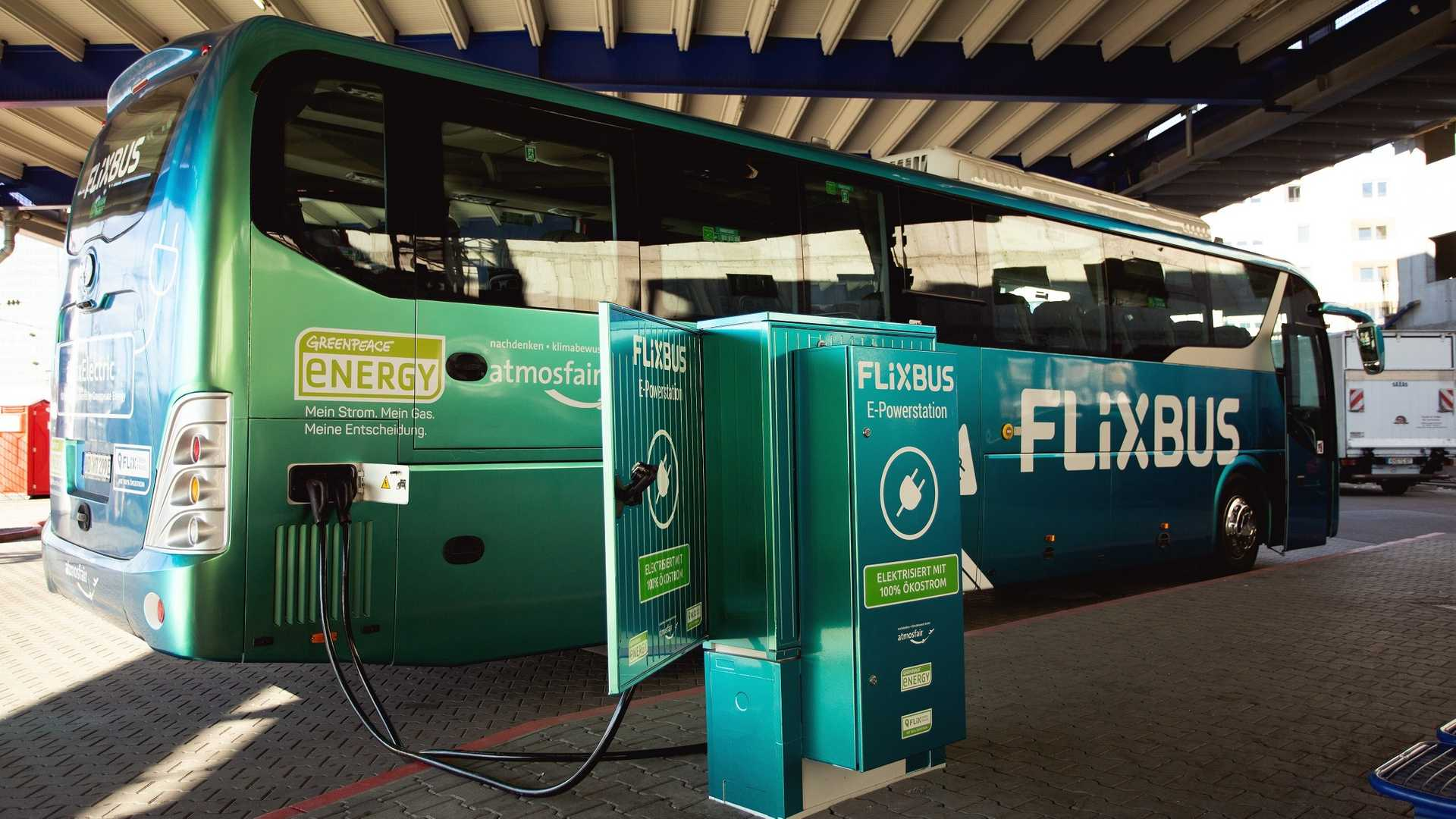 FlixBus, autobus a idrogeno insieme a Freudenberg