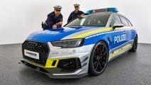 """Abt RS4-R wird neues """"Polizeiauto"""" von TUNE IT! SAFE!"""