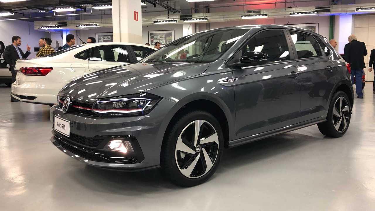 VW Polo e Virtus GTS 2020 - apresentação