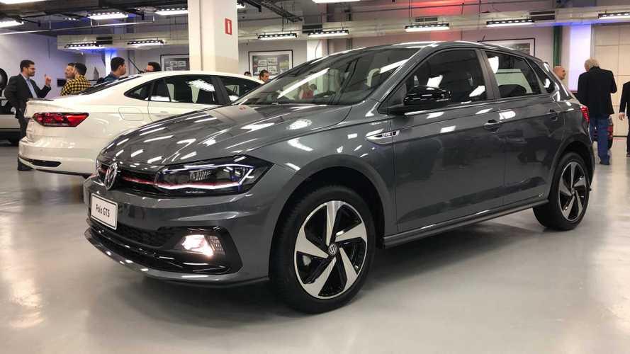 VW Polo GTS 1.4 TSI completo deverá ter preço de R$ 103.440
