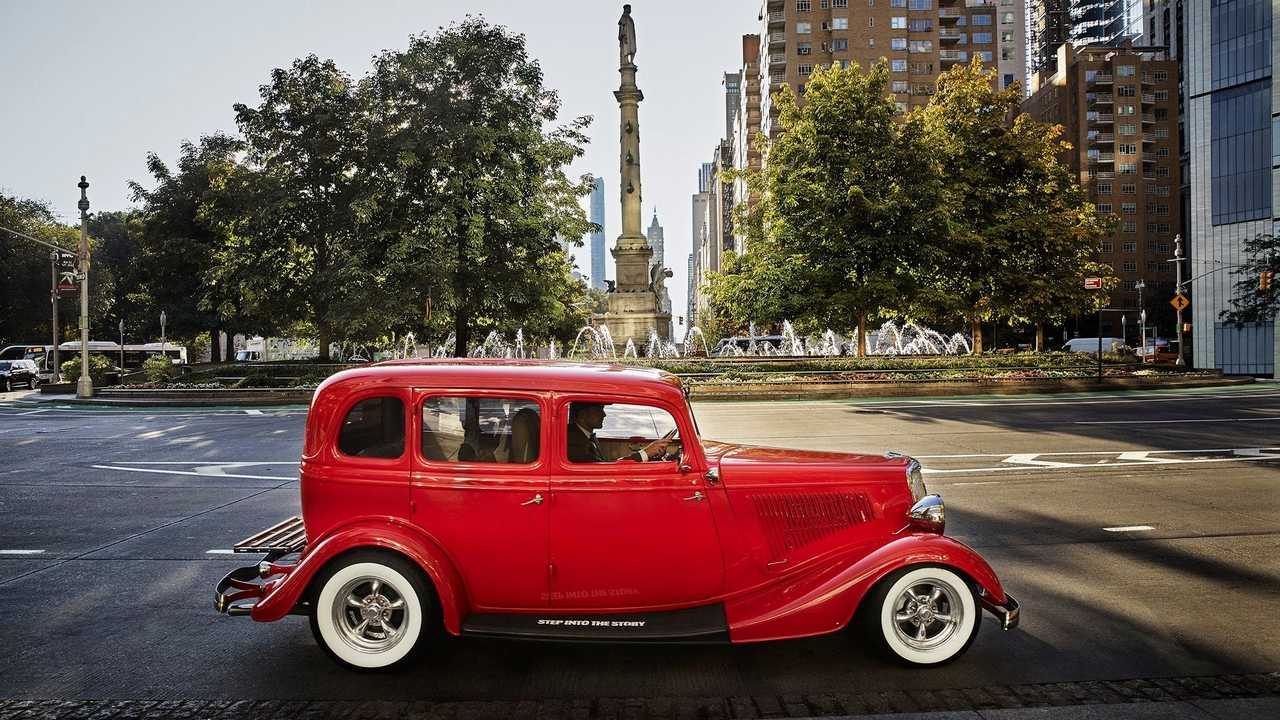 Nowaday Offers Tours Of NY In Vintage Cars