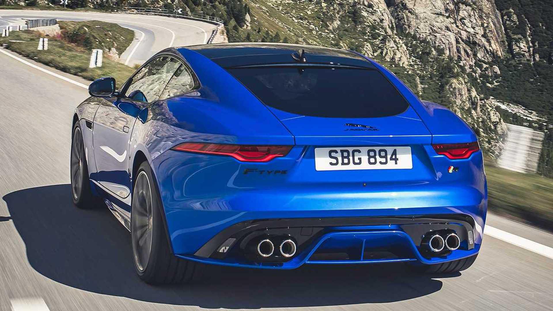 2021 - [Jaguar] F-Type restylée - Page 3 2021-jaguar-f-type