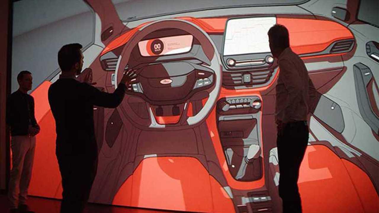 Design Ford, ora l'auto si progetta con la realtà aumentata