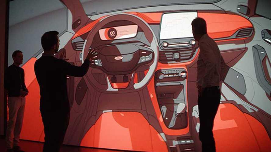 Design auto, così Ford progetta le sue novità con la realtà aumentata