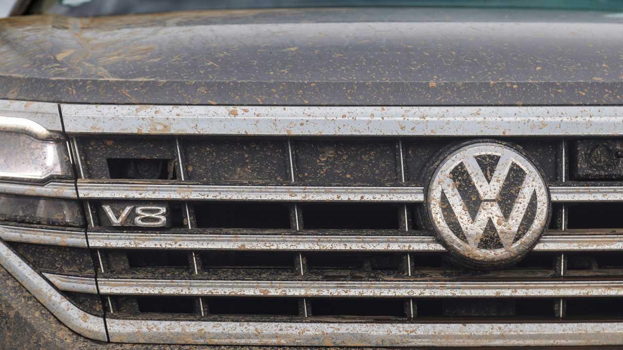 Volkswagen Touareg V8 TDI 2020