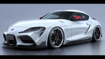 Artisan Spirits Toyota Supra Black Label Body Kit