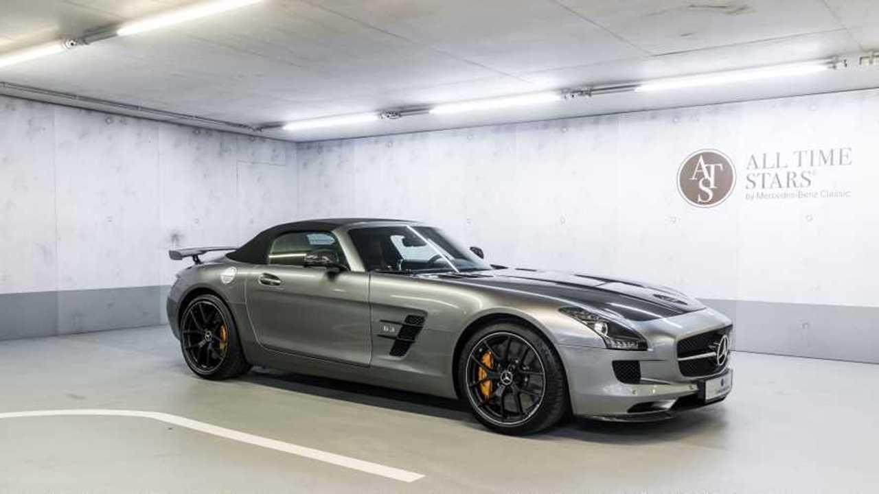 Mercedes-Benz SLS AMG GT Final Edition en venta