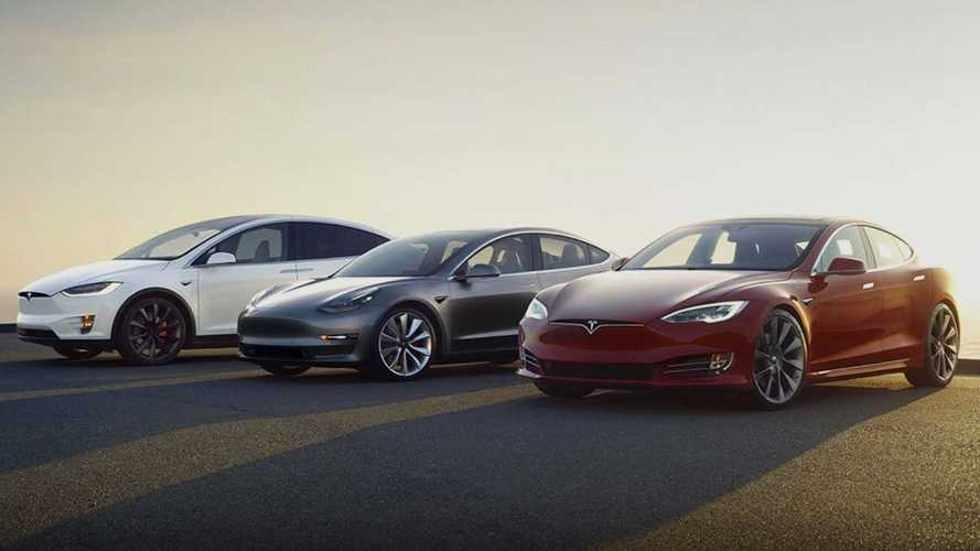 Tesla Delivers Record-Setting 97,000  Model 3, S & X Globally In Q3