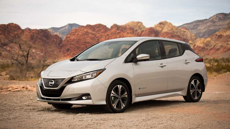 Nissan LEAF Sales Down Ever-So Slightly In September 2019 In U.S.